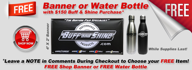 Buff and Shine Uro-Fiber Banner