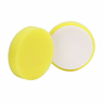 "<b>Buff & Shine 4"" Yellow Cutting Grip Pad 2 Pack </b>"