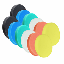 "<b>Buff & Shine 4"" Foam Grip Pad Mix & Match 12 Pack</b>"