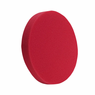 "<b>Buff and Shine 5.5"" Flat Faced Euro Red Foam Ultra Finishing Grip Pad</b>"