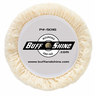 "<b>Buff & Shine 5.5"" 100% Natural Wool 4 Ply Twist Grip Pad</b>"
