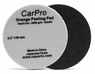 "<b>CarPro 5 1/4"" Denim Orange Peel Removal Pad</b>"