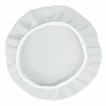 "<b>Hi-Tech White 6"" Microfiber Bonnet  </b>"