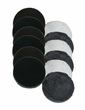 "<b>Lake Country 3 1/4"" Microfiber Pad 12 Pack</b>"