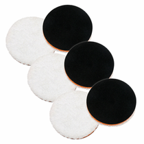 "<b>	 Lake Country 3.25"" One Step Light Cutting Microfiber Pad 6 Pack  </b>"