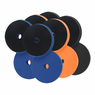 "<b>Lake Country 5 1/2"" SDO Foam Polishing Pad Mix & Match 12 Pack</b>"