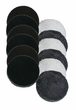 "<b>Lake Country 5 1/4"" Microfiber Pad 12 Pack</b>"