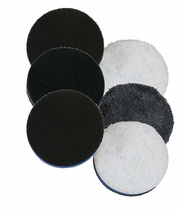 "<b>Lake Country 5 1/4"" Microfiber Pad 6 Pack</b>"