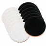 "<b>Lake Country 5.25"" One Step Light Cutting Microfiber Pad 12 Pack  </b>"