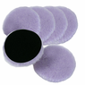 "<b>Lake Country 5.5"" by 1"" Purple Foamed Wool Pad 6 Pack</b>"