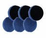 "<b>Lake Country 5.25"" Hybrid Wool Pad 6 Pack</b>"