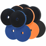 "<b>Lake Country 6 1/2"" SDO Foam Polishing Pad 12 Pack</b>"