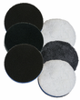 "<b>Lake Country 6 1/4"" Microfiber Pad 6 Pack</b>"