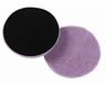 "<b>Lake Country 6.5"" x 1/4"" ""Thin"" Purple Foamed Wool Pad</b>"