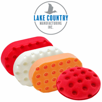 Lake Country CCS Euro Foam Applicator Pads