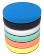 "<b>Lake Country Low Profile 5.5"" Flat Cutback Foam Pad Mix & Match 6 Pack</b>"