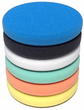 "<b>Lake Country Low Profile 6.5"" Flat Cutback Foam Pad Mix & Match 6 Pack</b>"
