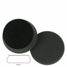 "<b>Lake Country Force 3 1/2"" Hybrid Foam Black Finishing Pad</b>"