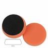 "<b>Lake Country Force 3 1/2"" Hybrid Foam Orange Cutting Pad</b>"