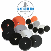 Lake Country Hybrid Force Foam  Pads