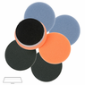 "<b>  Lake Country HDO 3 1/2"" Orbital Foam Pad Mix & Match 6 Pack  </b>"