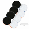 "<b>Lake Country HDO 3.5"" Heavy & Light Cut Fiber 1 Step Pad (OSP) 8 Pack</b>"