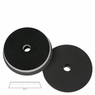 "<b> Lake Country HDO 5 1/2"" Orbital Black Foam Finishing Pad </b>"