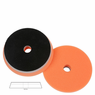 "<b> Lake Country HDO 5 1/2"" Orbital Orange Foam Polishing Pad </b>"