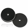 "<B>Lake Country HDO 6 1/2"" Orbital Black Foam Finishing Pad</B>"