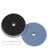 "<b>Lake Country HDO 6 1/2"" Orbital Blue Foam Cutting Pad</b>"