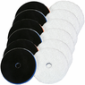 "<b>Lake Country HDO 6.5"" Heavy & Light Cut Fiber 1 Step Pad (OSP) 12 PK</b>"