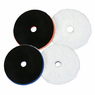 "<b>Lake Country HDO 6.5"" Heavy & Light Cut Fiber 1 Step Pad (OSP) 4 Pack</b>"