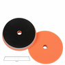"<b>Lake Country HDO 6 1/2"" Orbital Orange Foam Polishing Pad</b>"