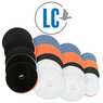 <b>Lake Country HDO Orbital Foam & Fiber Pads</b>