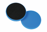 "<b>Lake Country Low Profile 5.5"" Flat Cutback Blue Finishing Pad</b>"