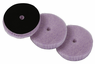 "<b>Lake Country 6.5"" by 1"" Purple Foamed Wool Pad 3 Pack</b>"