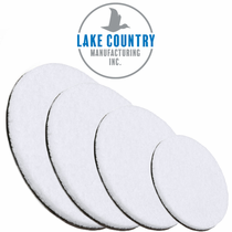 Lake Country Rayon Glass Polishing Pads