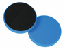 "<b>Lake Country Low Profile 6.5"" Flat Cutback Blue Finishing  Pad</b>"