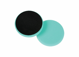 "<b>Lake Country Low Profile 3.5"" Flat Cutback Green Light Polishing Pad</b>"