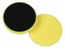 "<b>Lake Country Low Profile 6.5"" Flat Cutback Yellow Foam Cutting Pad</b>"