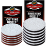"<b>Meguiars DA 3""  Microfiber Cutting & Finishing Pad 12 Pack  </b"