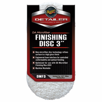 "<b>Meguiars DA 3"" Microfiber Finishing Pad 2 Pack</b>"