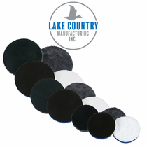 Lake Country Cutting & Polishing Microfiber Pads