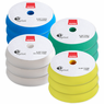 "<b>RUPES BigFoot 6"" Foam Polishing Pad Mix & Match 12 Pack</b>"