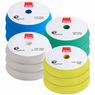 "<b>RUPES BigFoot 7"" Foam Polishing Pad Mix & Match 12 Pack </b>"