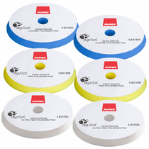 "<b> RUPES BigFoot 5.5"" Gear Driven Mille Foam Polishing Pad 6 Pack  </b>"