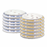 <b>RUPES BigFoot 150 mm Microfiber Polishing Pad 12 Pack</b>