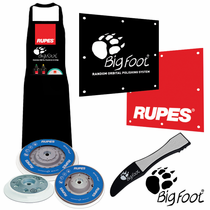 RUPES BigFoot Backing Plates & Accessories