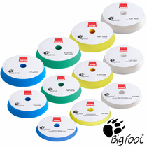 RUPES BigFoot 7 Inch, 6 Inch & 4 Inch Foam  Cutting and Polishing Pads