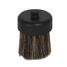 <b> RUPES BigFoot Nano iBrid  Horsehair Medium Cup Brush  </b>